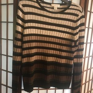 Med Christopher Banks Stripped Sweater